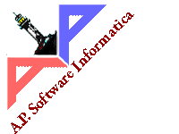 A.P. Software Informatica Logo